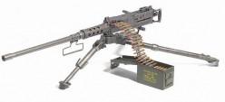 Browning 50 Calibre Machine Gun