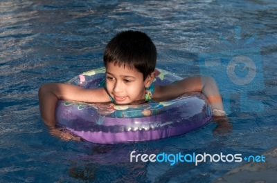 swimming is good excercise for all the family