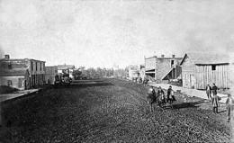 Lawrence Kansas, 1863