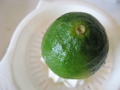 Limes are mellower and less tart than lemons.