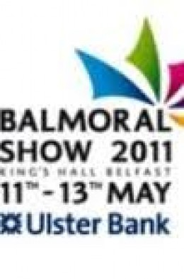 This years date for the famous Balmoral Show.