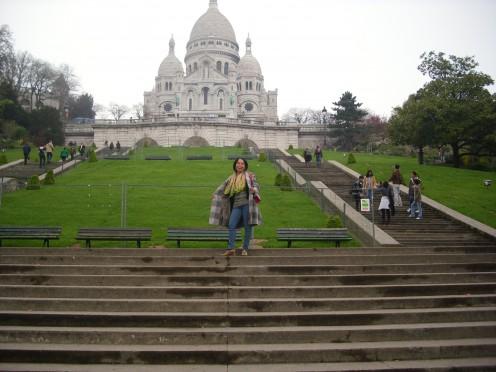 Sacre Ceour, Paris