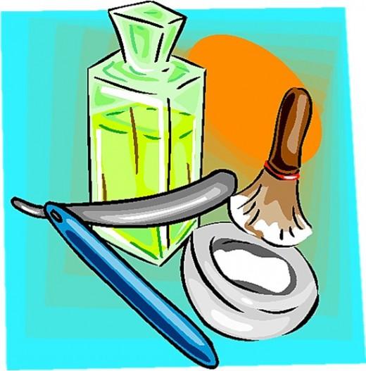 shavin' stuff