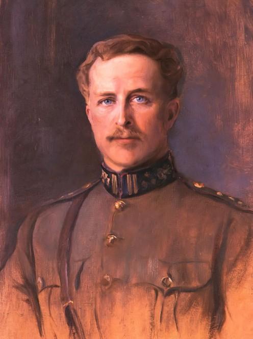 King Albert I of the Belgians