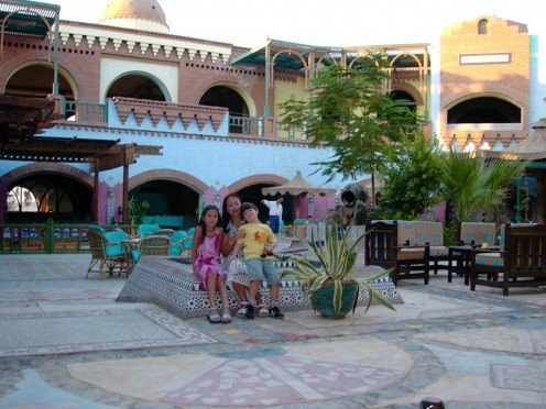 Beach Holiday in Hurghada, Egypt - The Market Place