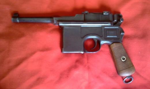 M1921 'Bolo' Mauser
