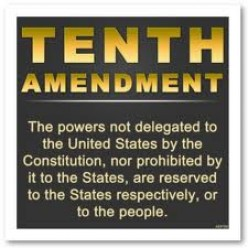 The 10th Amendment, The States And The People