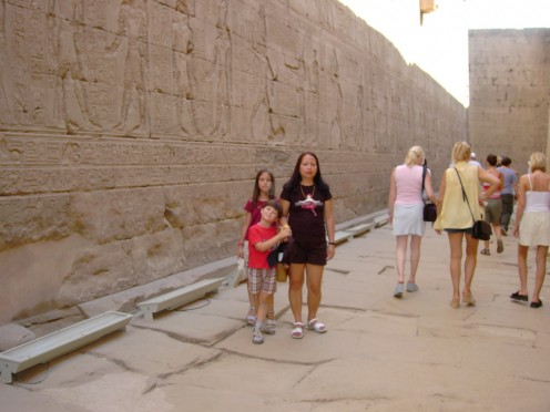 Edfu- Egypt Tour of the Ancient Wonders