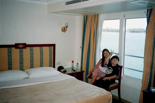 Egypt - Tour of The Ancient Wonders with Nile Cruise- Suite with Panorama Windows