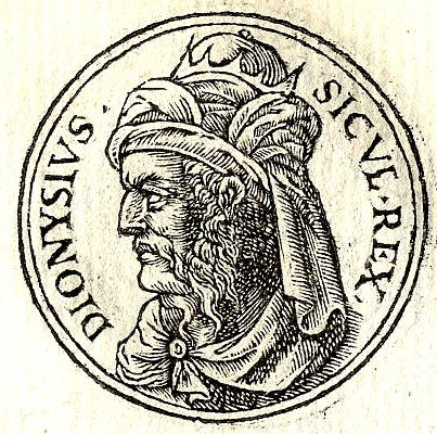 King Dionysius I