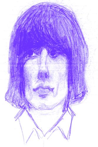 George Harrison ca. 1965