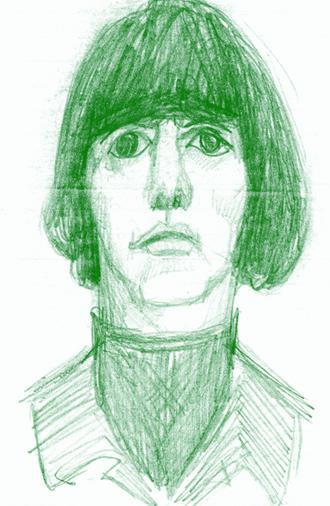 Ringo Starr (Richard Starkey) ca. 1965
