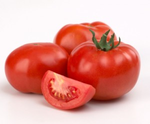 Especially toxic to cats, tomatoes from the solanacea family like the other nightshades such as potatoes cannot be eaten by pets.