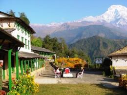 Himalayan Lodge, Nepal