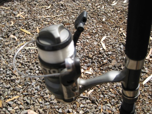 Choose a fshing reel to suit you . Do you need a left handed or right handed fishing reel ?