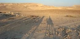 Bedoins in Negev Desert, Israel