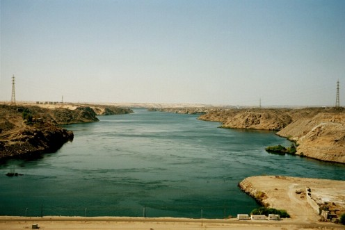 Aswan High Dam - Egypt Tour of The Ancient Wonders