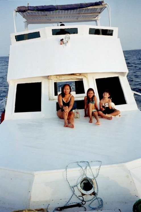 Beach Holiday in Hurghada, Egypt - Boat Trip To The White Island
