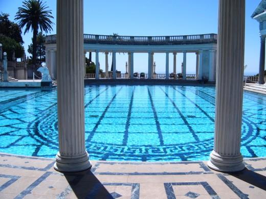 Outdoor Neptune Pool