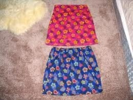 THESE SKIRTS ARE COLORFUL AND FUN - A  DEFINITE YES OVER PANTS