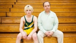 Alex Shafer and Paul Giamatti