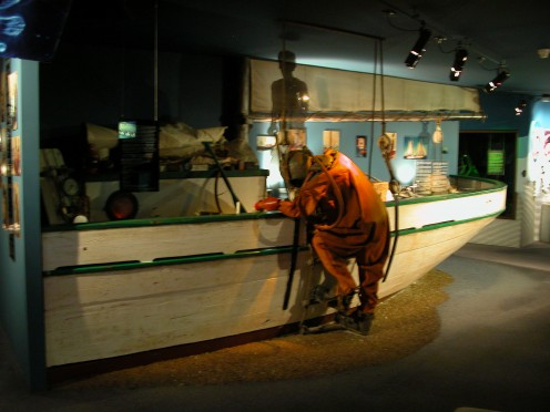 The Pearl Diver's Museum. Image by JB