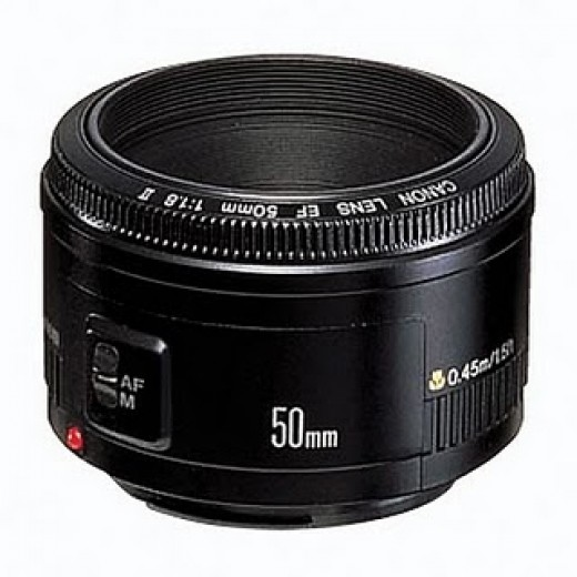 Best 50mm Lens for Canon
