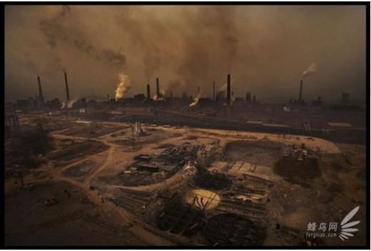 Hebei Province Shexian Tianjin Iron and steel plant () is a heavily polluting company. Company scale is still growing, seriously affecting the lives of local residents. March 18, 2008