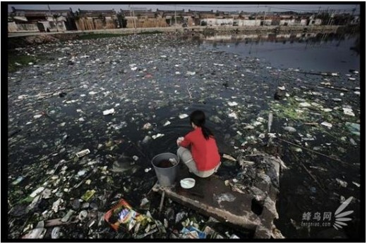 What is Water Pollution for children - eSchooltoday