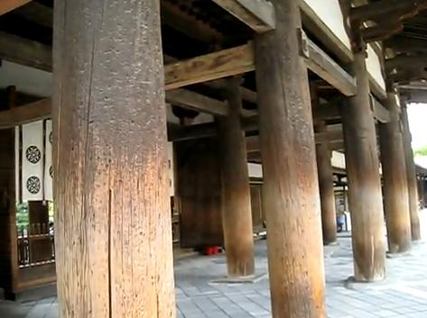 Oldest wooden building in the world