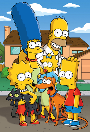 Marge and the Simpsons