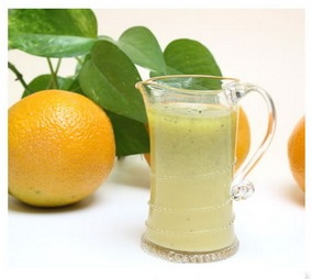 Tangy Fruit Dressing