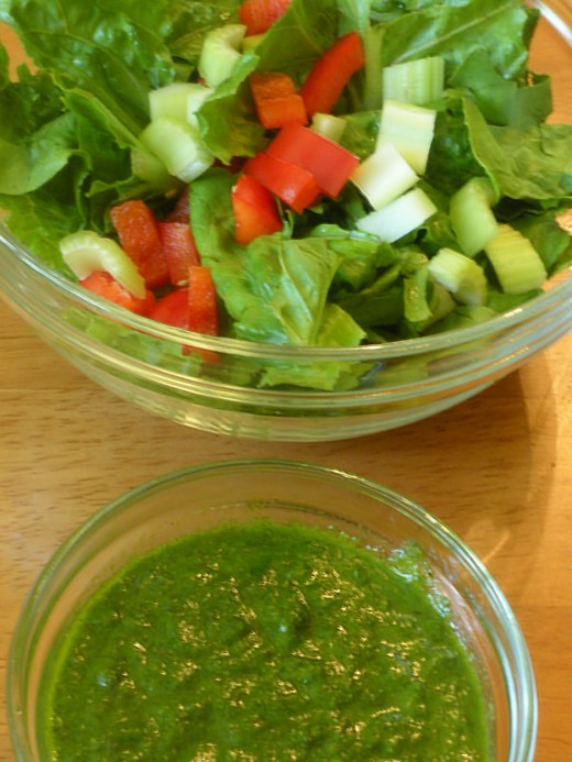 Spicy Mexican Dressing