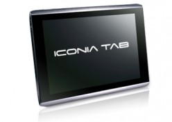 Acer Iconia - Android Tablet