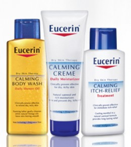 Eucerin products