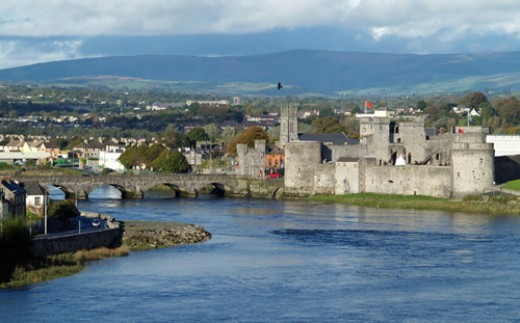 Limerick, a beautiful place that I have never visited.