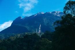 Mount Kinabalu.