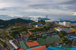 Genting Highlands Resort.