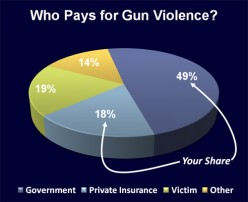 Cost of Gun Deaths in America