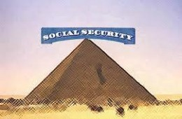 Social security is no different than a pyramid scheme built by Bernie Madoff.