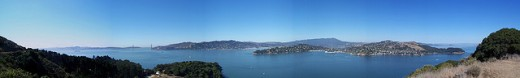 San Francisco Bay Panorama by Kevin Collins Flickr. Some rights reserved.