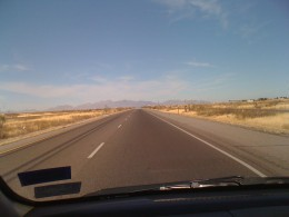 The Road to the Roadrunner and Las Cruces