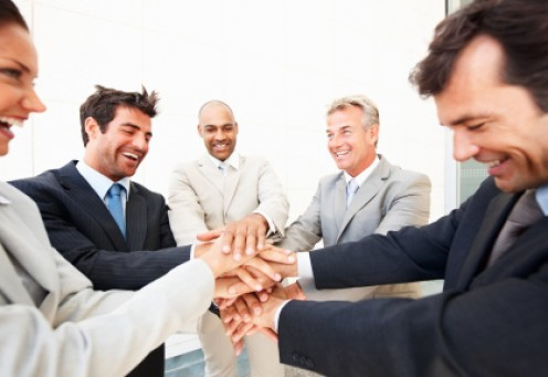 A professional real estate agent often works with a team to see your escrow through to a successful closing. CC lic: http://bit.ly/TO79Y