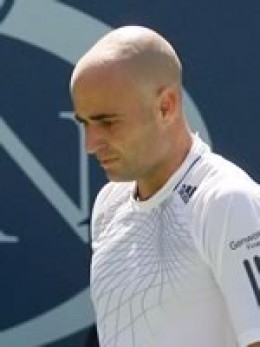 Andre Agassi is so sexy