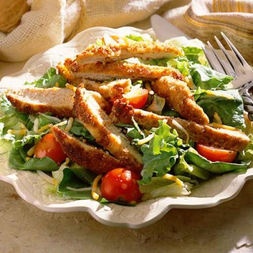 Chicken Salad (Courtesy of shapeupandslimwithsharon.com)