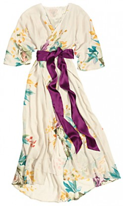 Floral fabrics in a classic print never go out of style