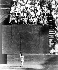 The Mays Catch, 1954