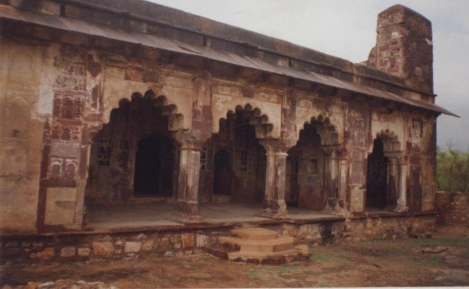 Dulha Mahal(marriage hall)