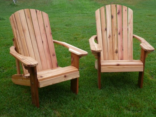 Adirondack Chairs source Bing Buckin Bufflo