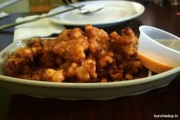 Corn fritter